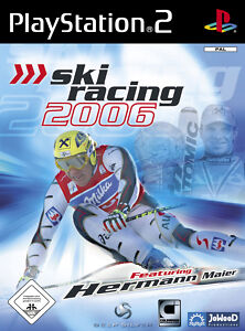 Ski Racing 2006 Feat. Hermann Maier (Sony PlayStation 2, 2005, DVD-Box) - <span itemprop=availableAtOrFrom>Werndorf, Österreich</span> - Ski Racing 2006 Feat. Hermann Maier (Sony PlayStation 2, 2005, DVD-Box) - Werndorf, Österreich