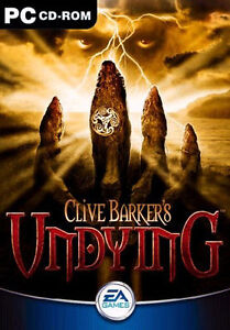 Clive Barker's - Undying  (PC)  Neuware  XP Fähig
