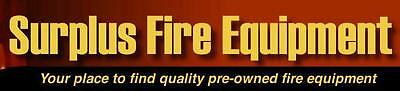 Surplus Fire Equipment