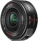 Panasonic LUMIX Camera Lenses for Panasonic 14-42mm Focal
