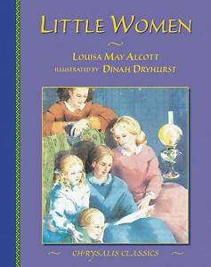 Louisa-M-Alcott-Little-Women-Chrysalis-childrens-classics-Book