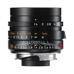 Leica  Summilux-M Aspherical 35 mm   F/1.4  Lens (Silver )
