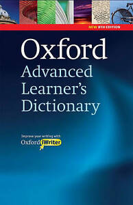 Oxford Advanced Learner039s Dictionary 8th Edition Hardback with CDROM include - Leicester, United Kingdom - Oxford Advanced Learner039s Dictionary 8th Edition Hardback with CDROM include - Leicester, United Kingdom