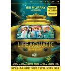 The Life Aquatic With Steve Zissou (DVD, 2005, 2-Disc Set, Widescreen Collector's Edition)