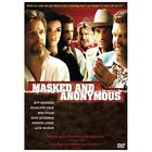 Masked and Anonymous (DVD, 2004)