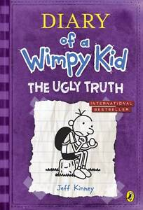 The-Ugly-Truth-Diary-of-a-Wimpy-Kid-Book-5-by-Jeff-Kinney-Brand-New-PB-Book