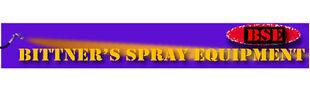Bittner's Spray Equipment