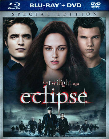 what is the correct order of the twilight movies