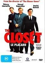 The Closet (DVD, 2003) Brand New & Sealed Region 4 DVD - Free Shipping Australia