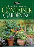 Container Gardening, Better Homes and Gardens Books Staff, 0470587660