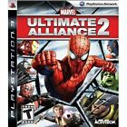 Marvel: Ultimate Alliance 2 Sony PlayStation 3 Video Games