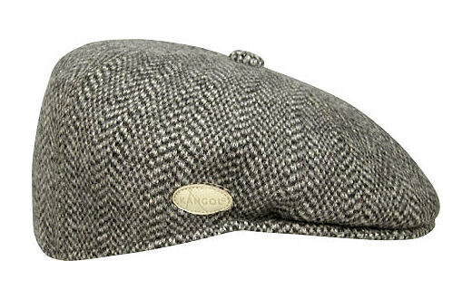 Kangol Wool Herringbone Hat