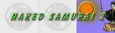 Naked Samurai 2
