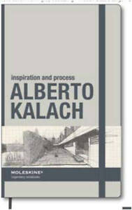 Moleskine Inspiration and Process in Architecture - Alberto Kalach (Design and A