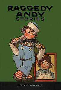 New RAGGEDY ANDY STORIES Jonny Gruelle HARD BACK BOOK