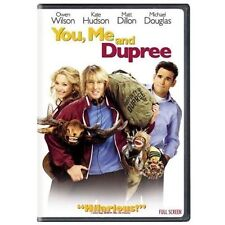 You, Me and Dupree (DVD, 2006, Full Frame)