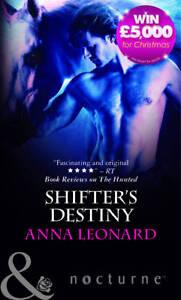 """NEW"" Shifter's Destiny (Mills & Boon Nocturne), Leonard, Anna, Book"