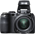 Fujifilm FinePix S4300 14.0 MP Digital Camera - Black