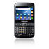 Mobile Phone: Samsung GALAXY Y Pro GT-B5510 - Cool grey (Unlocked) Smartphone