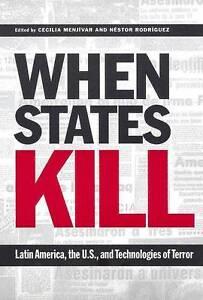 When States Kill, Cecilia Menjivar