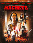 Machete (Blu-ray Disc, 2011, 2-Disc Set, Includes Digital Copy)