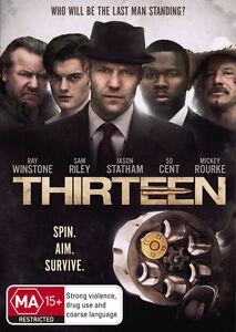 Thirteen-DVD-2011