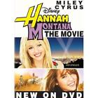 Hannah Montana The Movie (DVD, 2009)