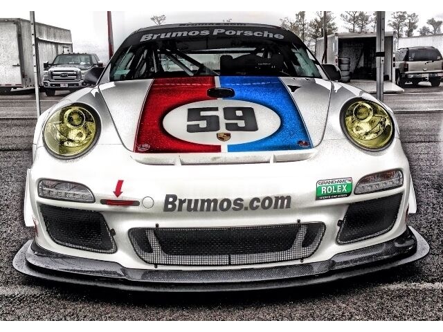 2012 brumos porsche gt3 cup 4 0 factory race car used for Brumos mercedes benz