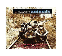 Complete Animals by Animals (The) (CD, J...