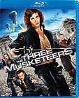 The Three Musketeers (Blu-ray Disc, 2012, Canadian)