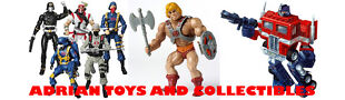 Adrian Toys and Collectibles