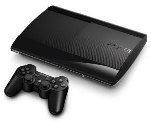 Sony Playstation 3 Super Slim 12 GB Char...