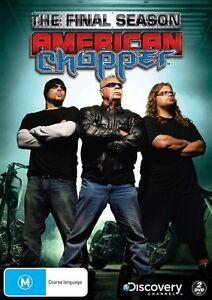 American Chopper: The Final Season DVD NEW
