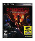 Resident Evil: Operation Raccoon City (Limited Edition)  (Sony Playstation 3, 2012)