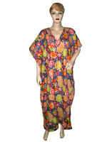 Bohemian Women Dress Long Caftan