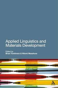 Applied Linguistics and Materials Development-ExLibrary