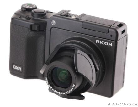 Ricoh GXR S10