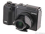 Ricoh GXR 10.0 MP Digital SLR Camera (Kit w/ 24-72mm F2.5-4.4 VC module Lens)