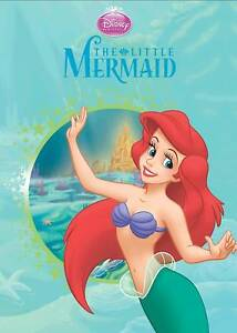 Disney-Die-Cut-Classic-Storybooks-The-Little-Mermaid-Parragon-Books-Book