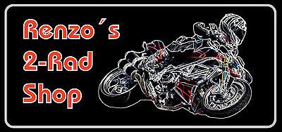Renzo's 2-Rad Shop