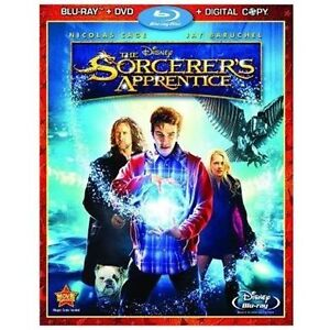 The-Sorcerers-Apprentice-Blu-ray-Digital-Copy-ONLY-Nicolas-Cage-movie