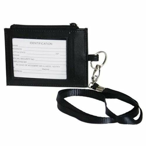 ID Case and Lanyard