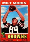 Topps Single Cleveland Browns Football Trading Cards