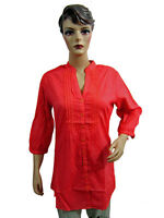 Bollywood Fashion Tunic Top Blouse for Womens