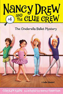 The Cinderella Ballet Mystery by Keene, Carolyn 9781416912569 -Paperback