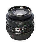 Vivitar 28 mm   F/2.8  Lens For Minolta