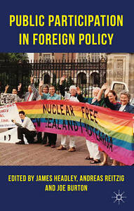 Public Participation in Foreign Policy,,Excellent Book mon0000045918
