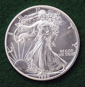 American Silver Eagles - eBay Auction Prices Realized