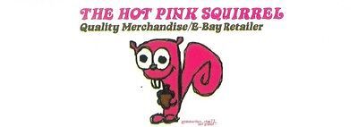 The Hot Pink Squirrel