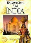 Exploration into India, Anita Ganeri, 0027180824